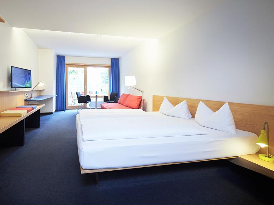 Val Blu Hotelzimmer