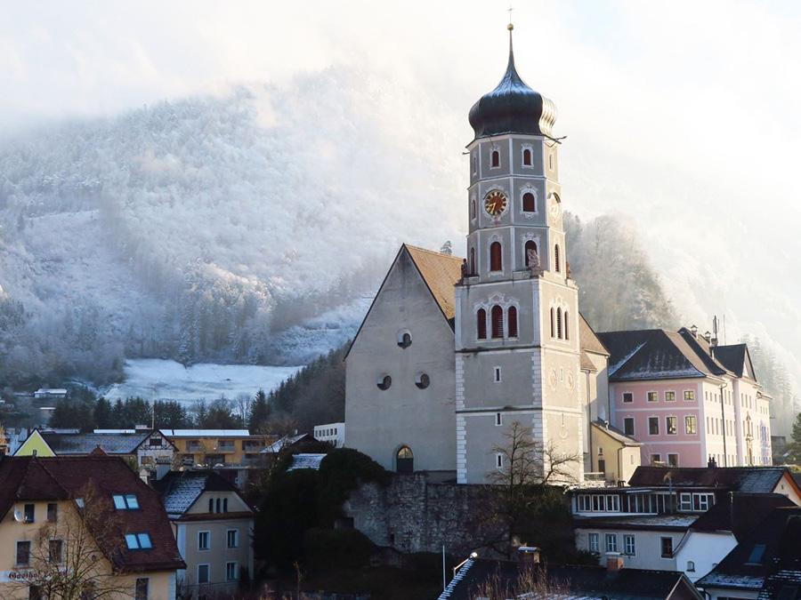 Laurentiuskirche in Bludenz, Vorarlberg