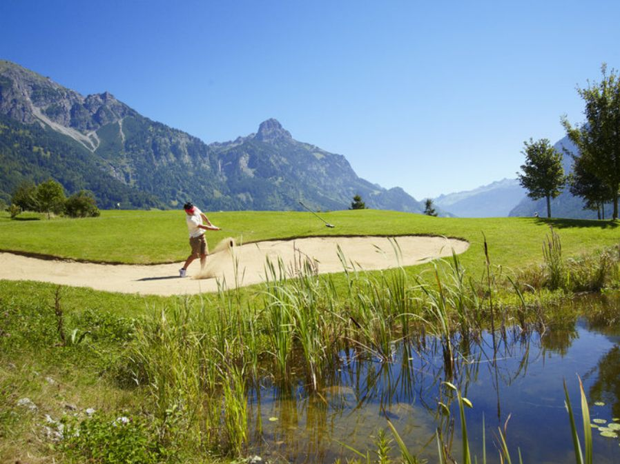 Golf in Bludenz-Braz