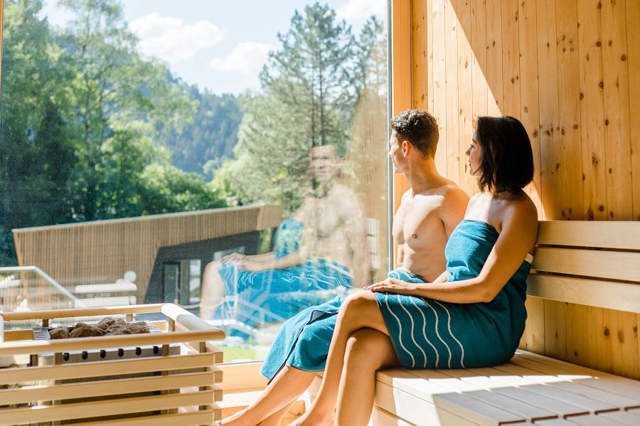 Val Blu Sauna –Bludenz, Vorarlberg
