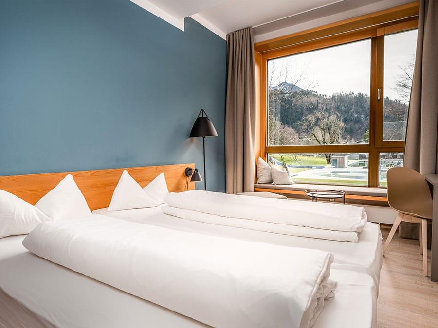 Val Blu – Hotelzimmer