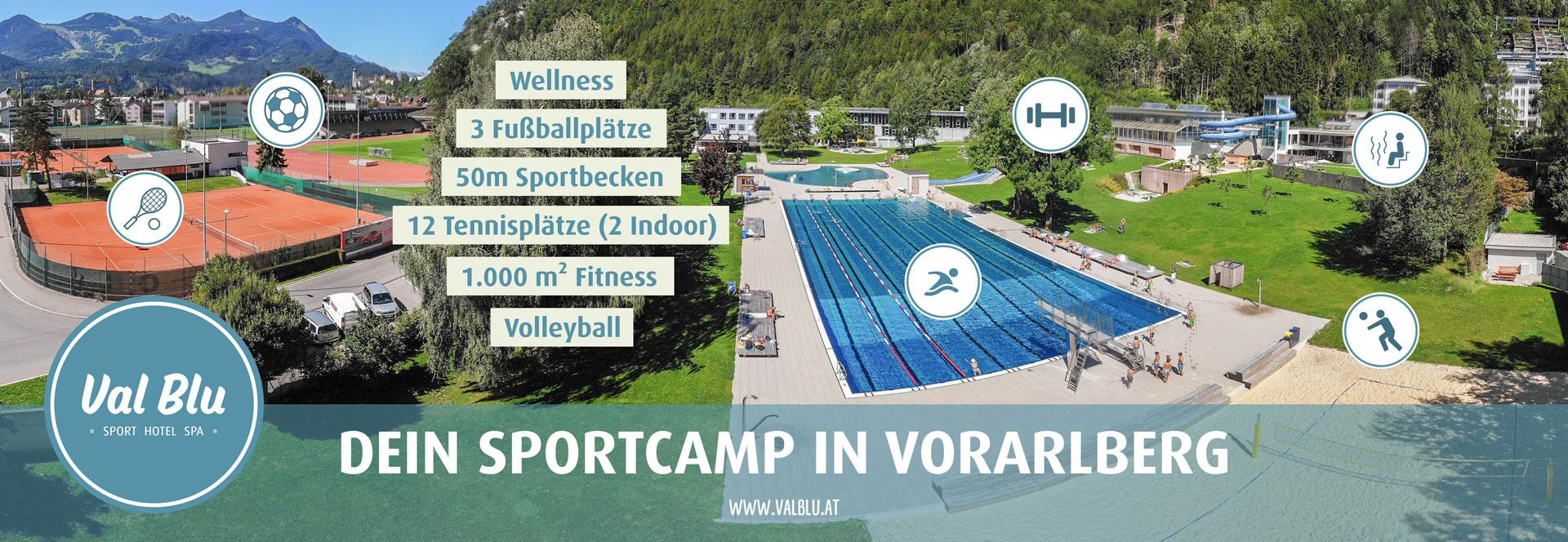 Val Blu –Sportcamp