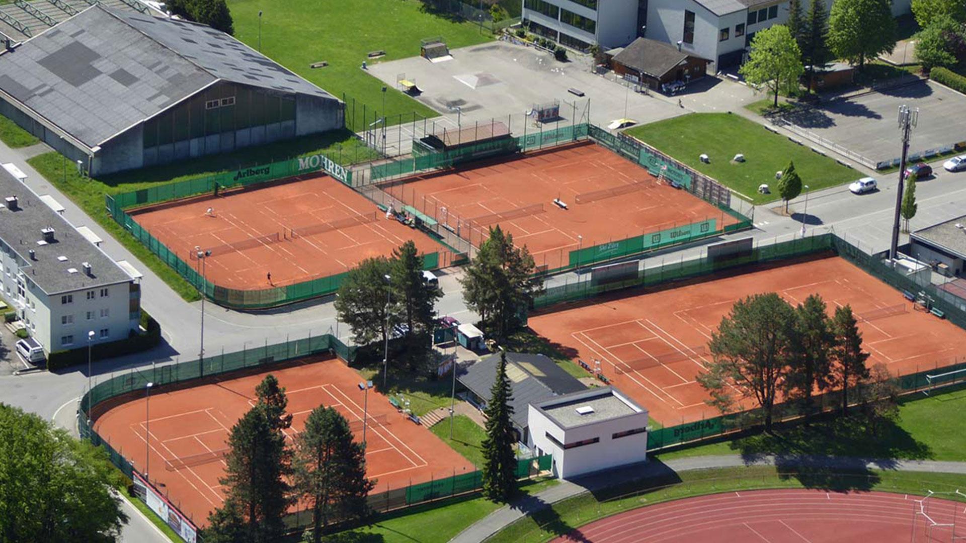 Val Blu – Tennisplatz