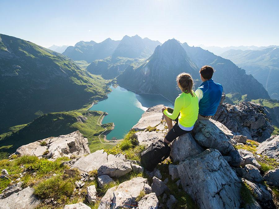 ValBlu – Urlaub –Wandern in den Bergen